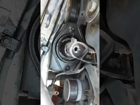 Замена ремня на приоре с кондиционером мм гур