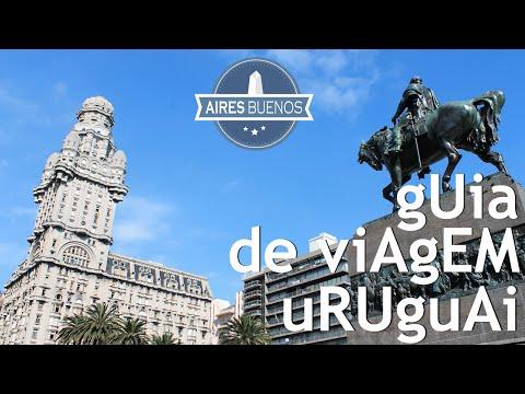 Guia O que Fazer no Uruguai - Montevidéu e Colonia del Sacramento.