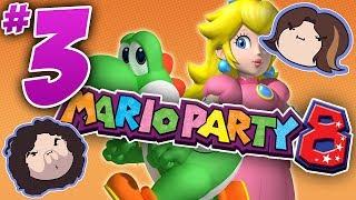 Mario Party 8: DRY BONES NO - PART 3 - Game Grumps VS
