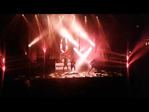 August Burns Red live @ The Tabernacle...