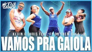 Baixar Vamos pra Gaiola - Kevin o Chris Feat. FP do Trem Bala | Motiva Dance (Coreografia)