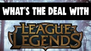 What's the deal with LEAGUE?