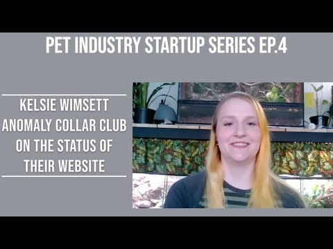 Anomaly Collar Club Founder Kelsie Wimsett Interview – Pet Industry