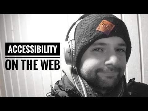 Accessibility on the web