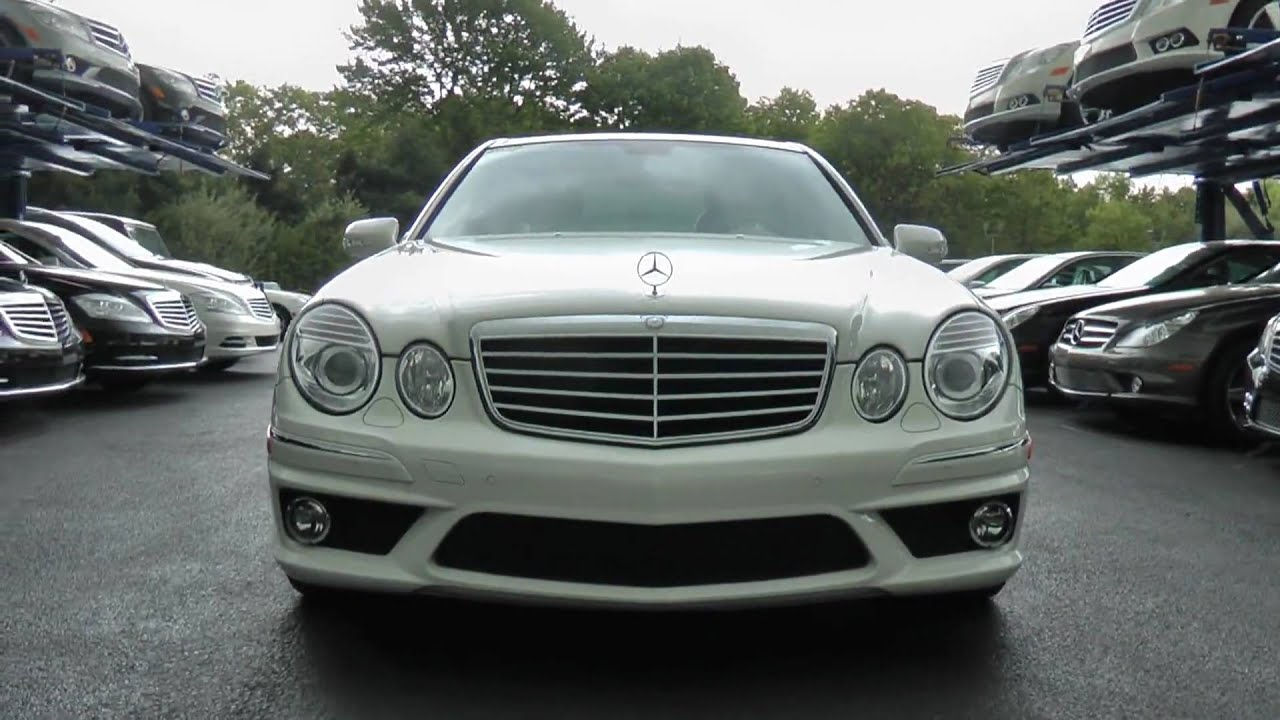 SOLD! NEW 2009 E63AMG Mercedes-Benz of Huntington 4 Sale ...