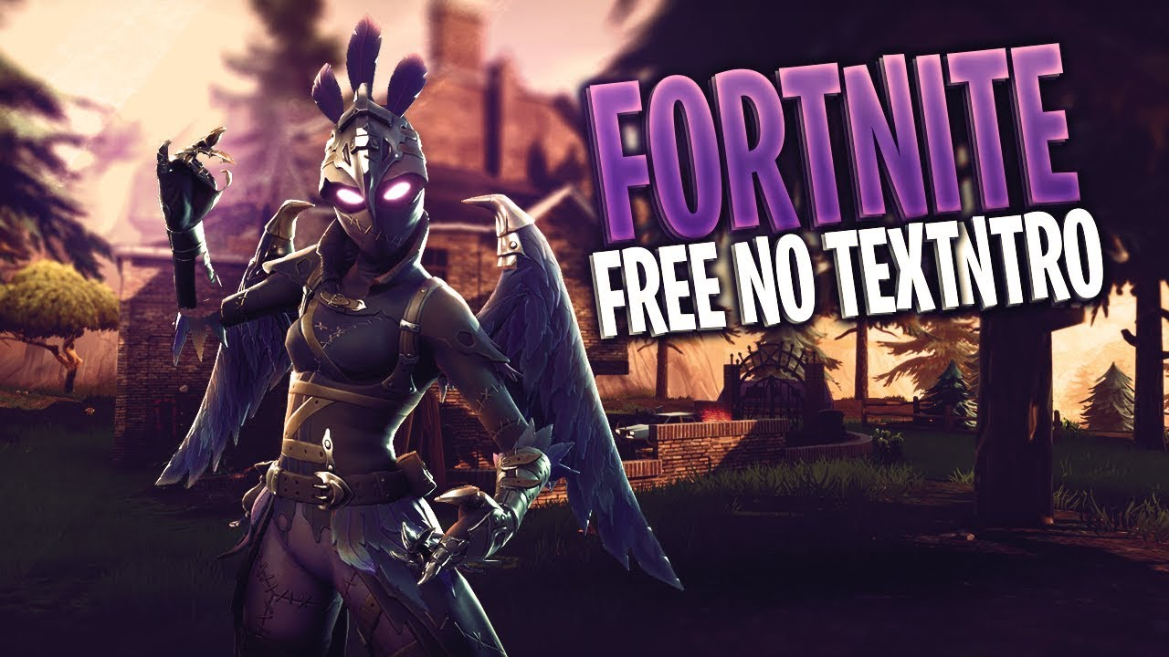 Top 10 Fortnite intro No Text FOR FREE