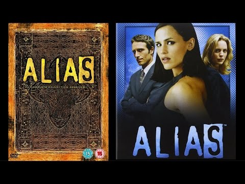 Alias Season 1-5 - The Complete DVD Collection Review
