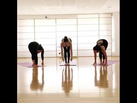 Yoga vinyasa: Fluir con el Corazón