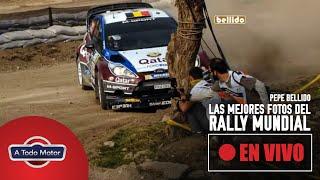 PEPE BELLIDO, las fotos de Mundial de Rally