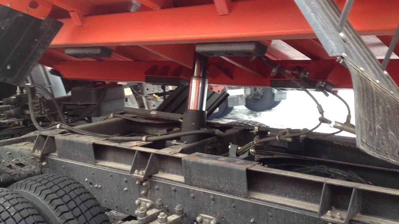 КАМАЗ 45143-012-13 гидроцилиндр подъема кузова ( www.bga ...