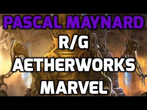 Channel PMayne - Standard R/G Marvel (Deck Tech & Match 1)
