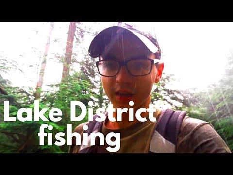 Lake District Fishing In A THUNDERSTORM! Milestone Celebration!