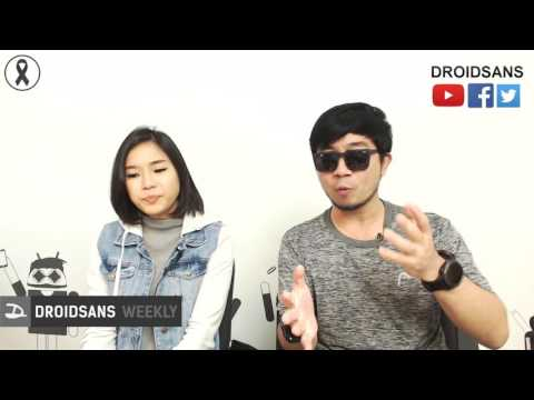 Droidsans Weekly Live EP25 - วันที่ 19 Dec 2016