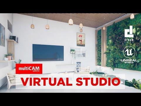 VIRTUAL STUDIO With Augmented Reality