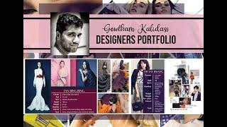 Fashion Portfolio # பேஷன் போர்ட்ஃபோலியோ # Gowtham Kalidass