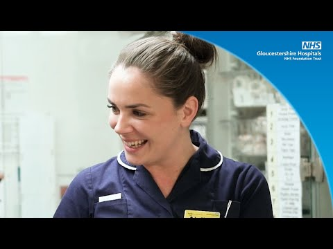 Join us at Gloucestershire Hospitals