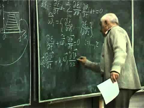 Лекция 2: Постановка краевых условий и примеры систем уравнений гиперболического типа