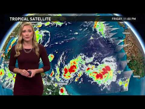 13News Now Daybreak Weather, September 16