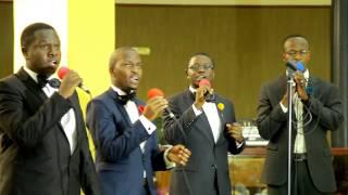 Kristo wa neema [Come Thou Fount] || The Instruments Acapella