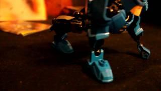 Lego Batman Review--super Heroes *ultrabuild Batman #4526 Video 3* Pose 2 (team Dopeness)
