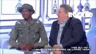 L'ÉNORME DÉRAPAGE RACISTE DE PIERRE MENES AVEC MHD SUR CANAL