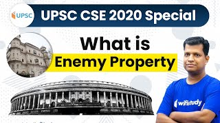 Enemy Property Act India in Hindi | Panel Headed to Monitor Disposal of Over 9400 Enemy Properties
