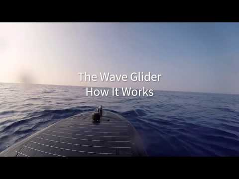 Video thumbnail of Wave Glider