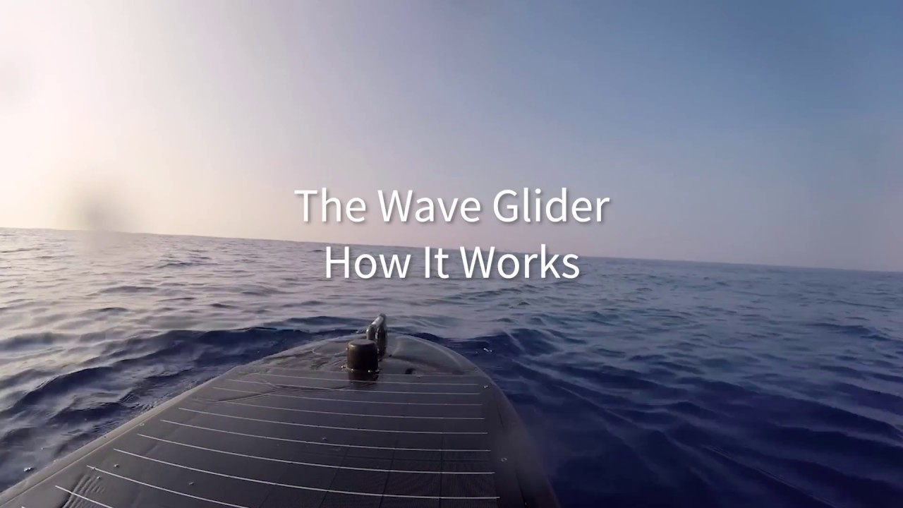 The Wave Glider | How It Works