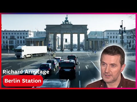 [[Interview exclusive] Richard Armitage de Berlin Station sur 13ème RUE