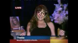 THALIA Reptilian Shapeshifting on GDLA