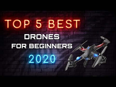 Фото Top 5 Best Drones for beginners | 5 Best Cheap Drones for Beginners 2020