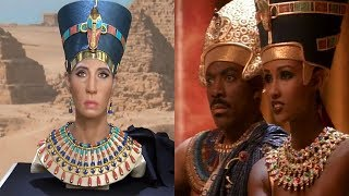Culture Vultures Strike Again:Nefertiti Changed From African To White