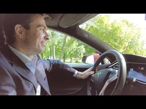 Egy okos és környezettudatos magyar tech cégnek jól állhat a Tesla S