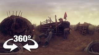 Civil War: A Letter from the Trenches (360 Video)