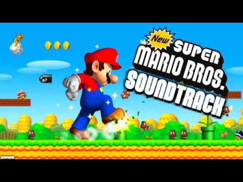 New Super Mario Bros. DS Music - Full Soundtrack (Complete OST) NSMB