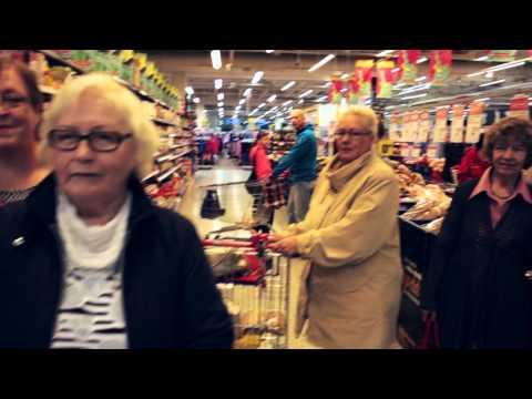K Citymarket Järvenpään Flashmob Syksyllä 2015 Youtube