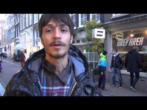 Visita rápida ao Cannabis College (Amsterdam) - Torrando com Tomazine #106
