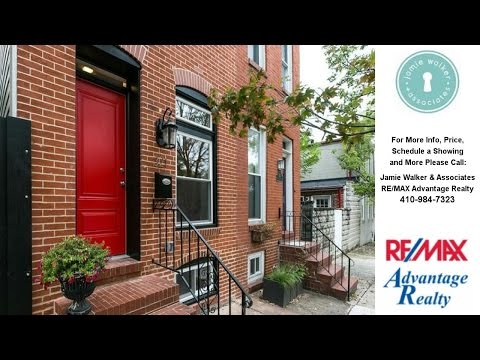 321 COLLINGTON AVENUE SOUTH, BALTIMORE, MD Presented by Jamie Walker & Associates.
