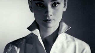 "Образ Одри Хепберн ""Завтрак у Тиффани"" / Audrey Hepburn Breakfast at Tiffany's Make up Tutorial"