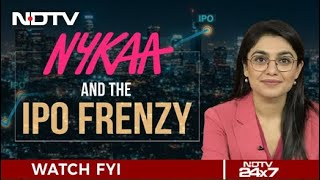 Nykaa IPO To Open Tomorrow   FYI