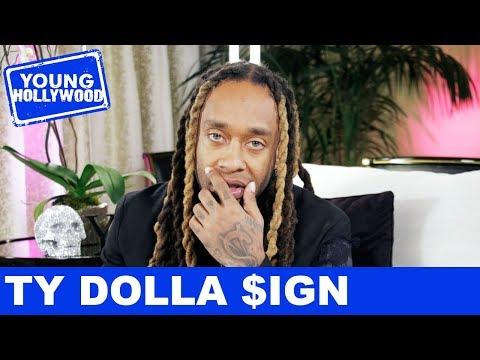Ty Dolla $ign: How He Met John Mayer & Will Smith!