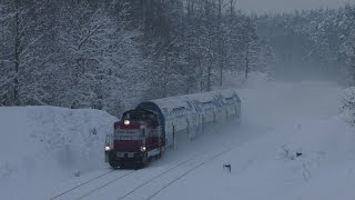 SU42-508 Zimą