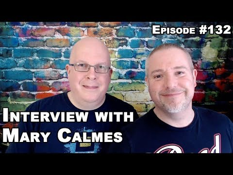 """BGFP #132 - Mary Calmes Talks """"Twisted and Tied"""""""