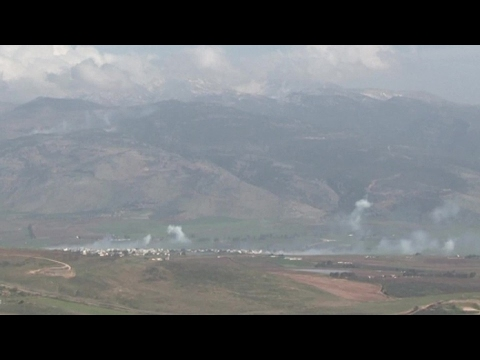 Missiles Fired at Israeli Jets After Airstrikes Batter Syria