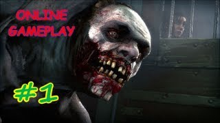 Left 4 Dead 2 ONLINE PC gameplay walkthrough #1, STAY ALIVE!!!!