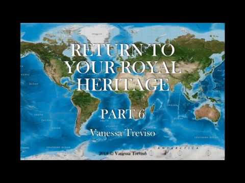 Return Your Royal Heritage 6