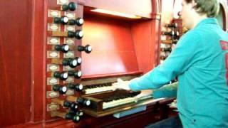blijf bij mij heer abide with me psalm 133 rudolph knol orgel hasselt
