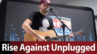 Rise Against Unplugged - Tim McIlrath @ ROCK ANTENNE