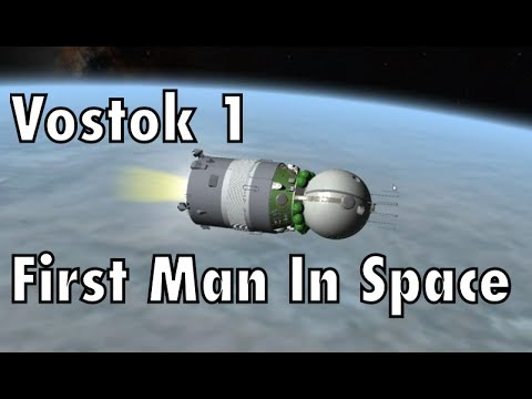 Orbiter - Vostok 1 - First Ever Manned Spaceflight