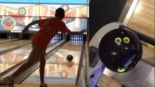 Brunswick Johnny Petraglia LT-48 Bowling Ball Reaction Video by Andrew Guba